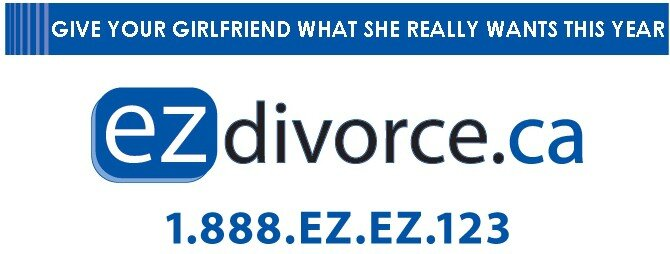 Give your girlfriend what she really wants for Valentine's Day - divorce your ex already!