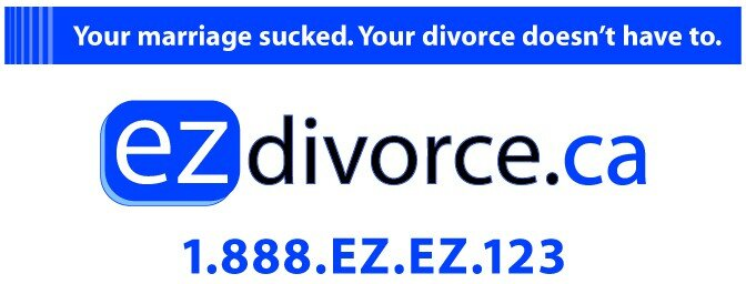 Your marriage sucked. Your divorce doesn't have to. ezDivorce.ca